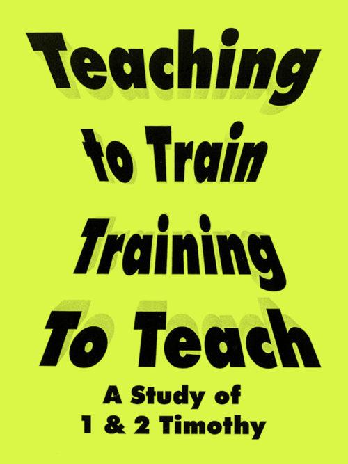 teaching-timothy